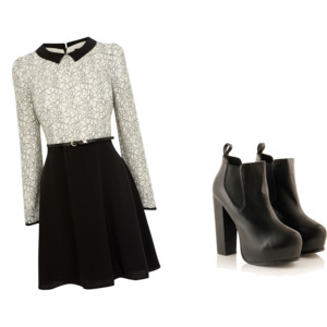 Simple outfit - Polyvore
